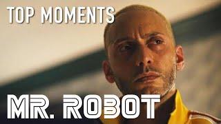 Mr Robot  Krista Tells Vera That Mr Robot Is Key To Breaking Elliot  S4 Ep6  on USA Network