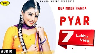 Video Rupinder Handa || Pyar || New Punjabi Song 2017|| Anand Music download MP3, 3GP, MP4, WEBM, AVI, FLV Agustus 2018
