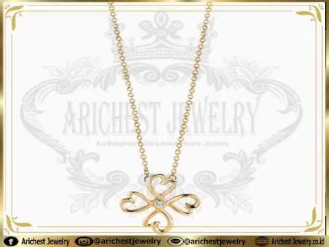 Harga Kalung Emas Putih Per Gram