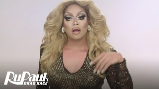 RuVealing Mariah Paris Balenciaga's Glamour Puss Makeup Tutorial | RuPaul's Drag Race | Logo(RuPaul's Drag Race Season 3 Queen Mariah Paris Balenciaga cannot wait to share her glamour puss look that will prepare you to conquer both day and night!, 2016-09-26T13:00:02.000Z)