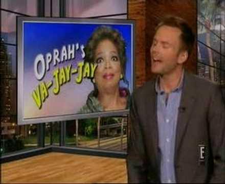Oprah dating rules