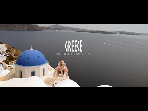 Greece / Santorini, Mykonos, Athens - Cinematic Travel Video (Nikon D810, DJI Osmo, GoPro Hero4)