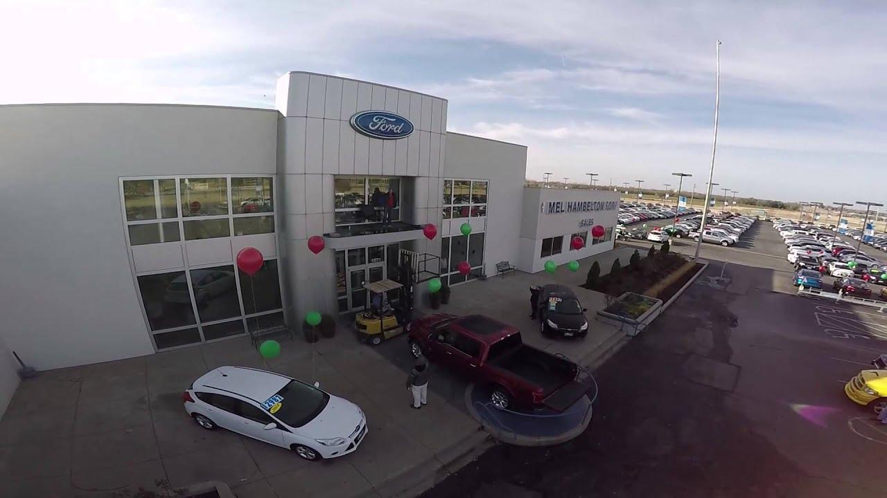 & 2015 Toy Drive Phil on Roof | Mel Hambelton Ford - YouTube markmcfarlin.com