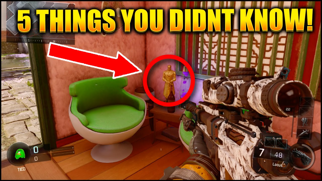 5 Hidden Easter Eggs You Missed in Call Of Duty Black Ops ...