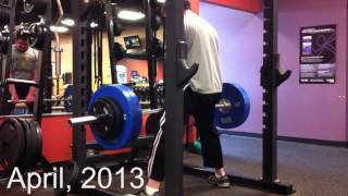 The Deadlift the Purest Expression of Power