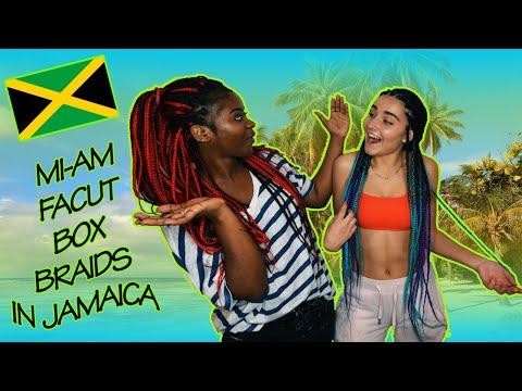 AM FOST IN JAMAICA SA IMI FAC CODITE