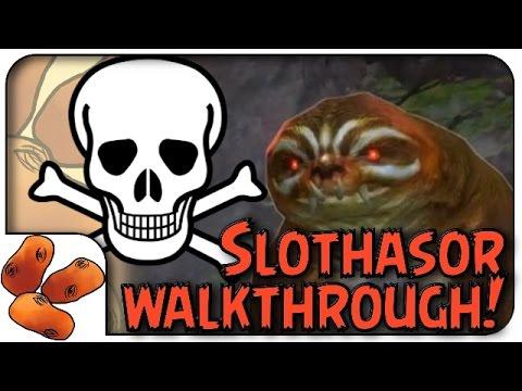 Guild Wars 2 - Slothasor Full Guide & Kill Demonstration!