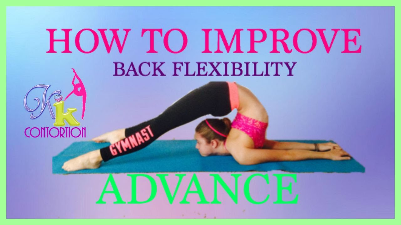 How to improve my gymnastics?