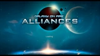 Galaxy on Fire: Alliances - Walkthrough on iPad (Retina)