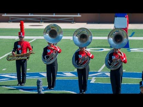 Brazosport High School Marching Band 2016