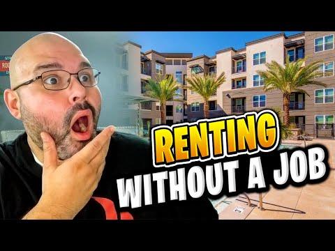 Renting Without A Job |  Mesa Az |  Chandler Arizona |  Scottsdale Arizona |  Phoenix Downtown