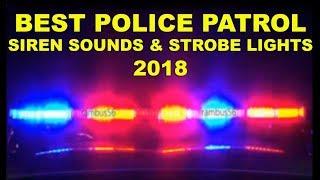 BEST Emergency Siren Sounds & Fast Strobe Lights Effects 2018 Police Car Patrol Ambulance Firetrucks screenshot 2