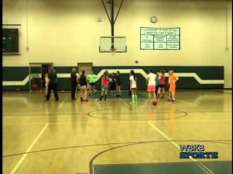 Purple Games at Thunder Bay Junior High School