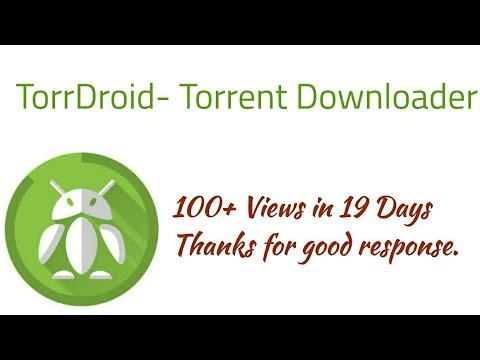 TorrDroid-Torrent Downloader