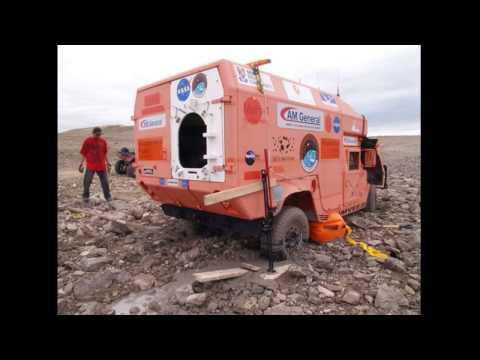 Polar Trek to Mars - Pascal Lee (SETI Talks)
