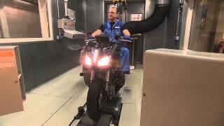 Производство BMW C evolution   динамометр(, 2014-06-03T17:04:59.000Z)