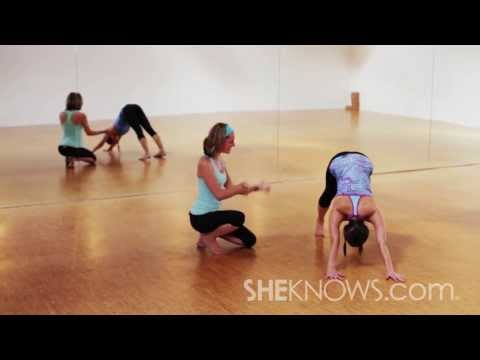 Moksha Yoga, the Hottest Workout in LA Celebody