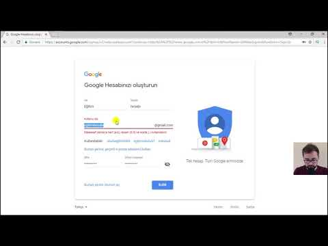 How to Open a Google Account Gmail Account 2018