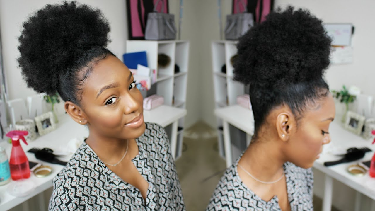 Protective High Puff