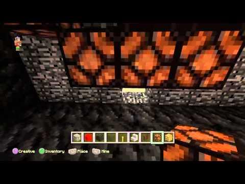 Minecraft with XB