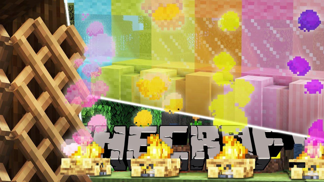 Top 9 Decor, Building, Furniture & Colourful Minecraft Mods (9.96.9)
