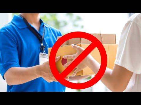 Передается ли коронавирус через посылки? | О самом главном