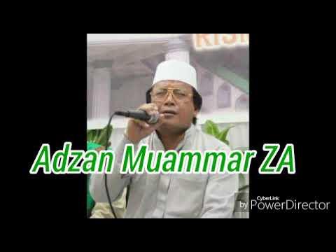 H Muammar ZA - Amazing ADZAN MAGRIB DI TV SCTV 2009   Ketika bulan Ramadhan