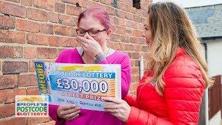 Street Prize Winners - S43 2NJ in Barrow Hill on 18/11/2017 - People's Postcode Lottery