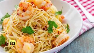 National Shrimp Scampi Day + More of April's Weirdest Holidays