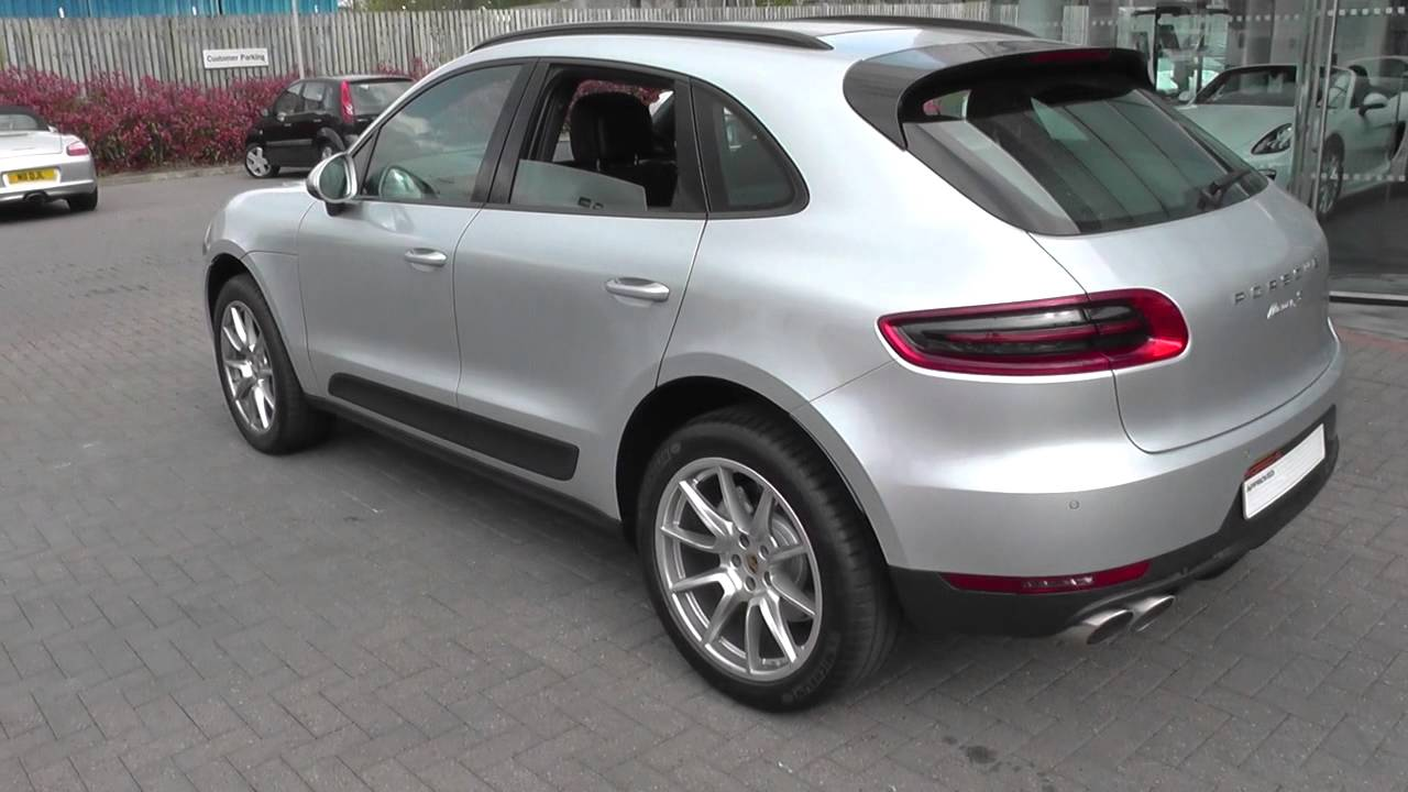Porsche Macan S U4076 Youtube