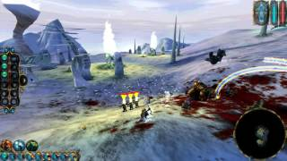 Sacrifice (PC) - Perfect Widescreen - Mithras Vs 2 AI