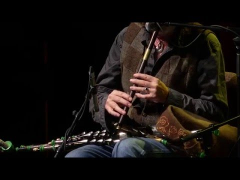 Paddy Keenan with John Walsh live at Celtic Colours International Festival 2015