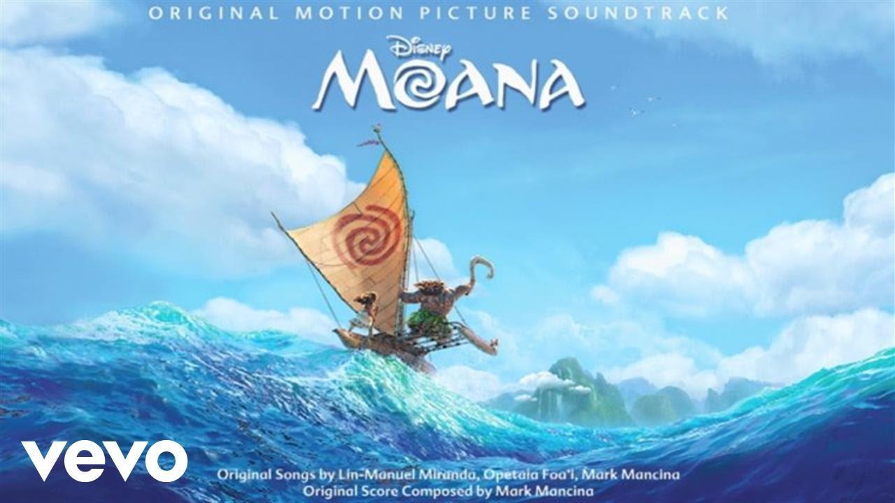Moana  - Magazine cover