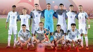 RESMI..!!! Timnas Inggris Umumkan 23 Pemain untuk Piala Dunia 2018