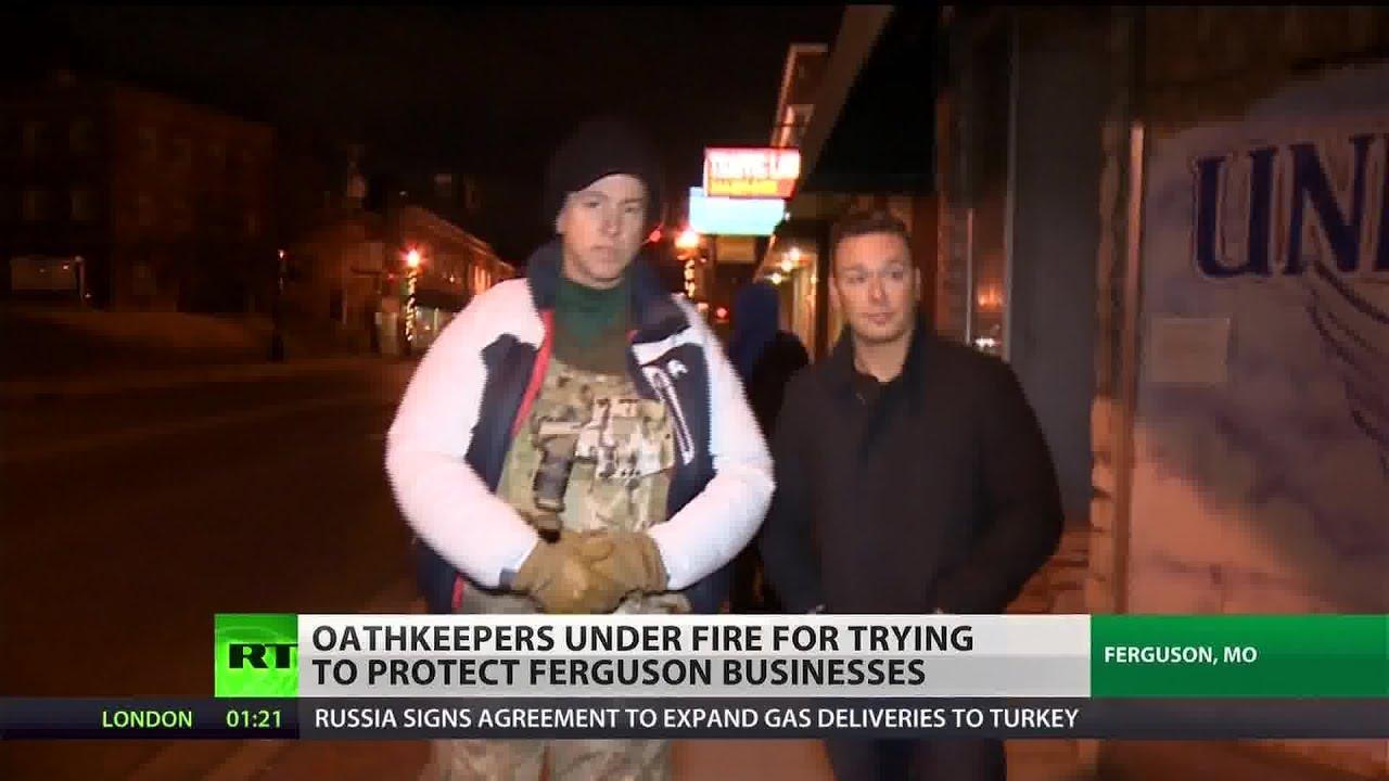 Oathkeeper Ferguson