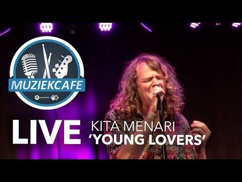 Kita Menari - 'Young Lovers' live bij Muziekcafé