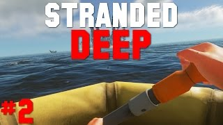 Stranded Deep Exploring A New Island!