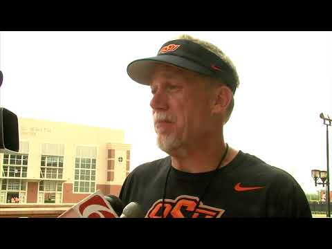 OSU Football: Cowboys hold first practice (2014-08-01)