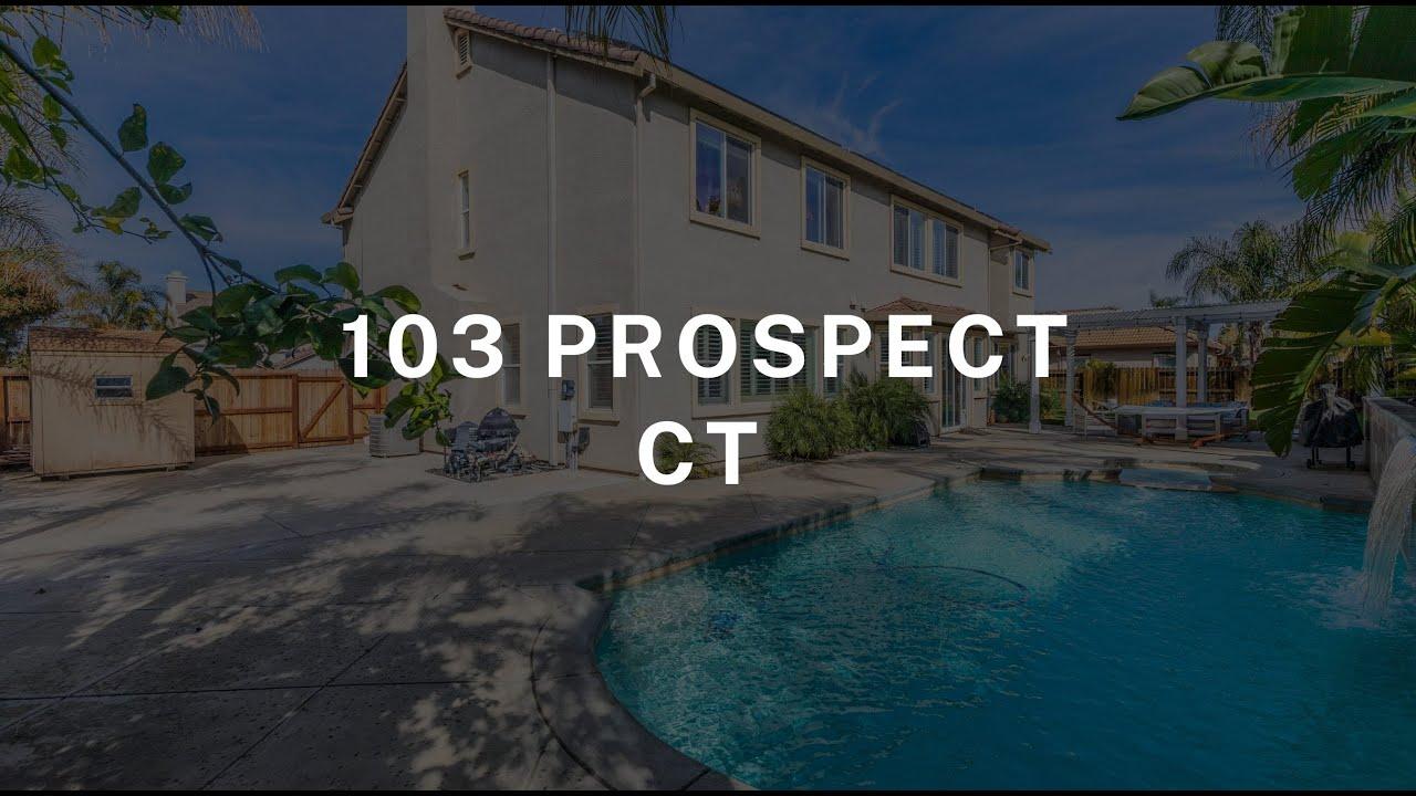 103 Prospect Court, Oakley, CA 94561