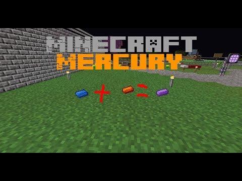 MC Mercury #116 - Cobalt + Ardite = Manyullyn!