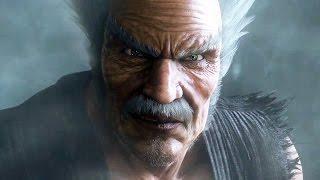 PS4 - Tekken 7 Trailer (E3 2016)