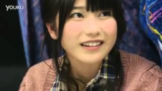 AKB48 NMB48 横山由依 ゆいはん カップヌードル.