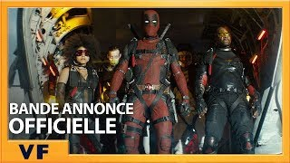 DEADPOOL 2 | Bande Annonce [Officielle] VF HD | Redband | 2018 streaming