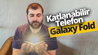 Galaxy Fold Detaylı Ön İnceleme - Galaxy Fold ile PUBG Oynadık!