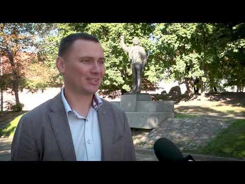 Телеканал НТА: Як живе директор департаменту внутрішньої політики Львівської ОДА Андрій Ковальський | Наголо