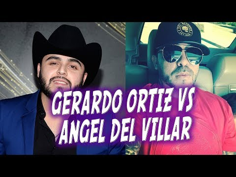 Del Villar vs Gerardo Ortiz | Fenomeno Studios
