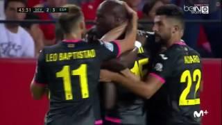 Sevilla 6-4 Espanyol (Maç Özeti - 21 Ağustos 2016)