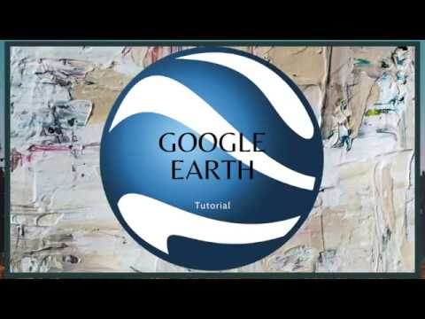 Cara Memasukkan Titik Koordinat ke Google Earth.