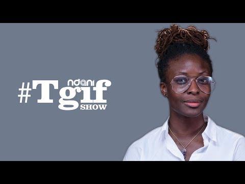 Media Personality FoluStorms on The NdaniTGIFShow