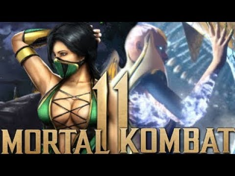 Mortal Kombat 11 - How Is Jade Connected To Kronika? thumbnail